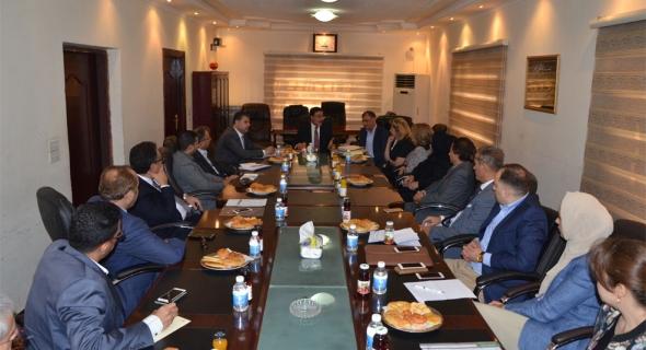 """""""دعم الدراما"""" برئاسة ابو الهيل تواصل جهودها لبلورة خطوة عملية لانتاج اعمال عراقية"""