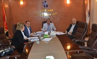 مجلس امناء شبكة الاعلام العراقي يدين الضغوط والتهديدات التي تتعرض لها الزميلة الدكتورة هديل كامل عضو مجلس الامناء