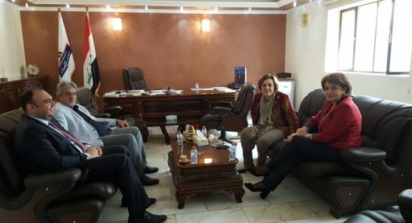 الثقافة النيابية..في زيارة لأمناء شبكة الأعلام العراقي