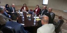 البرلمانية الثقافية .. تستضيف مجلس امناء شبكة الاعلام العراقي